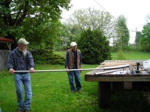 Bending the Rails