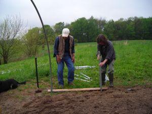 Measuring the Ground